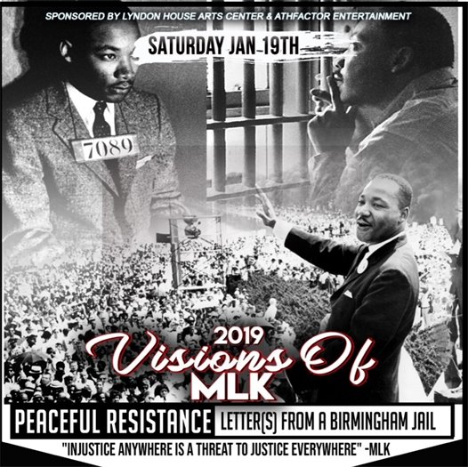 Visions of MLK 2019 Community Wide Event