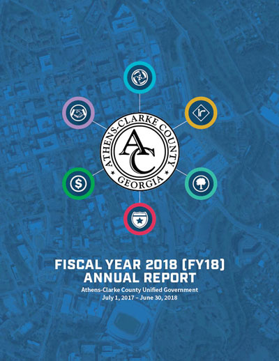 Annual Report FY18 Cover low res