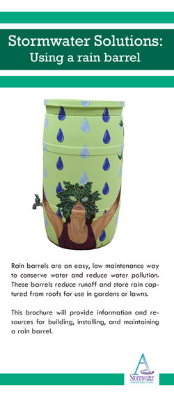 Stormwater Solutions: Using a rain barrel thumbnail