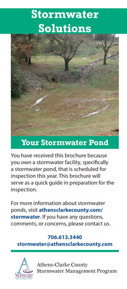Stormwater Solutions: Your Stormwater Pond