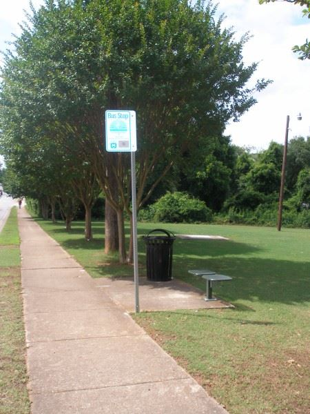 Project 18 Bus Stop Improvement Program