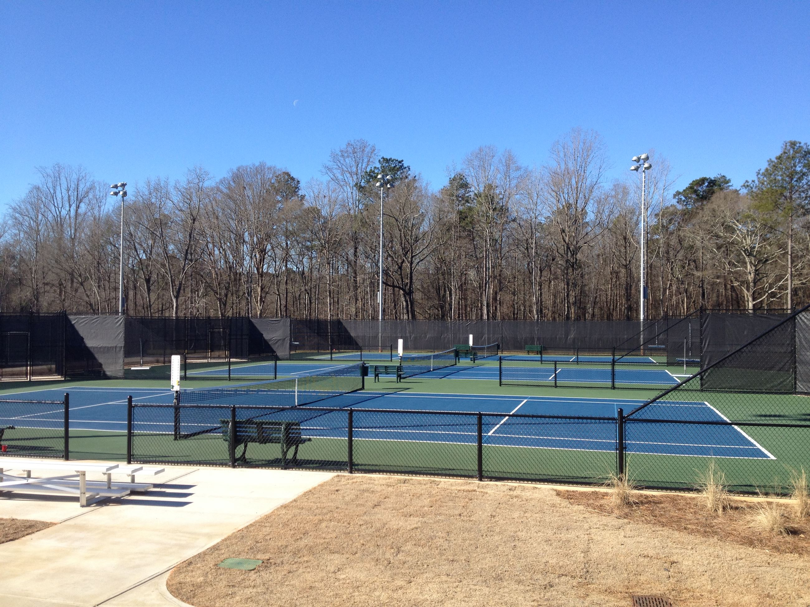 Project 20 Tennis Center