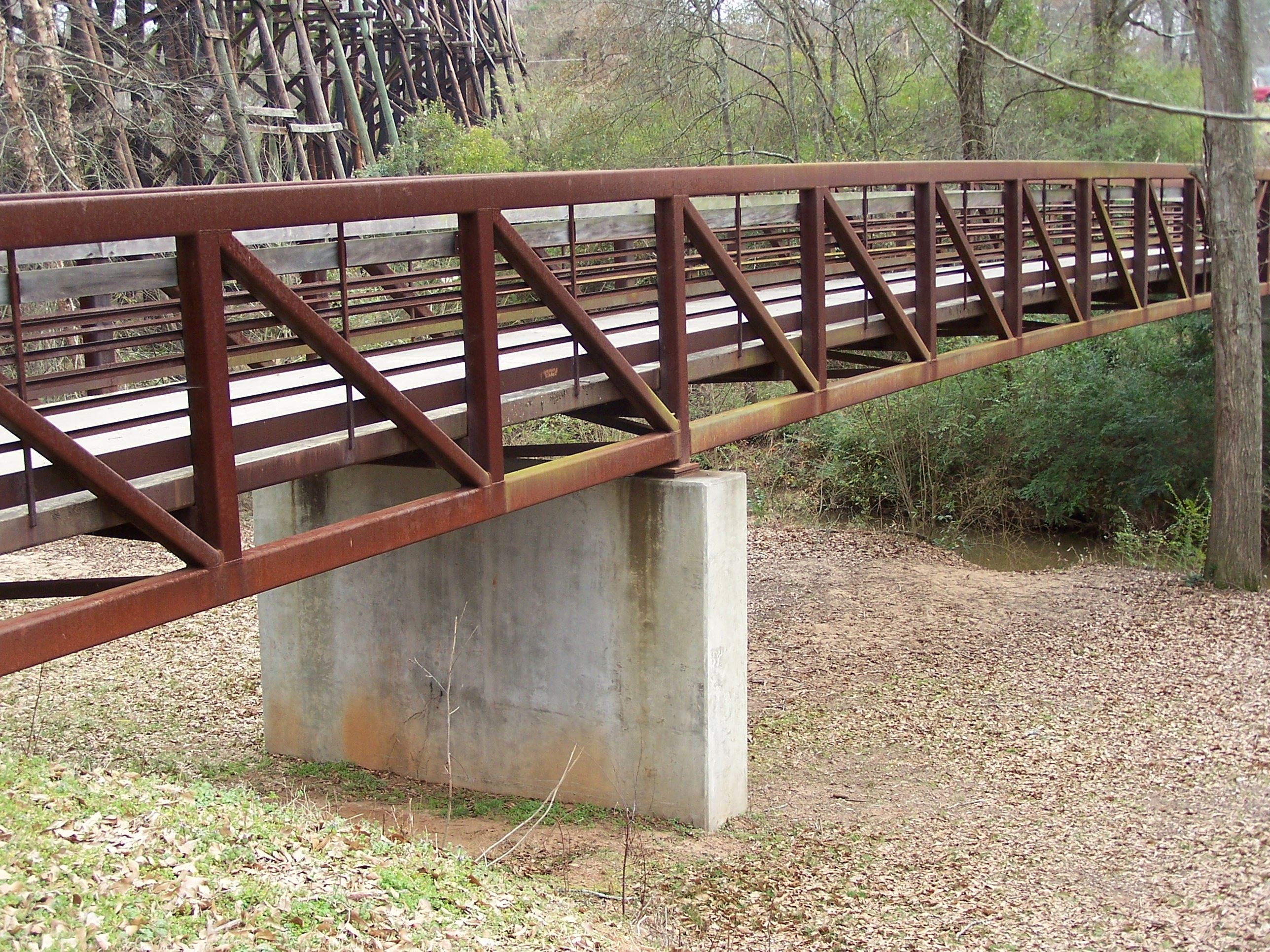 Project 29 Georgia Railroad - Rails to Trails