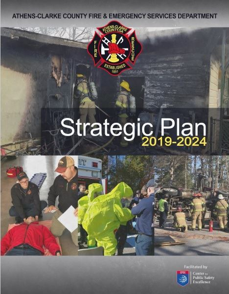 ACCFES Strategic Plan