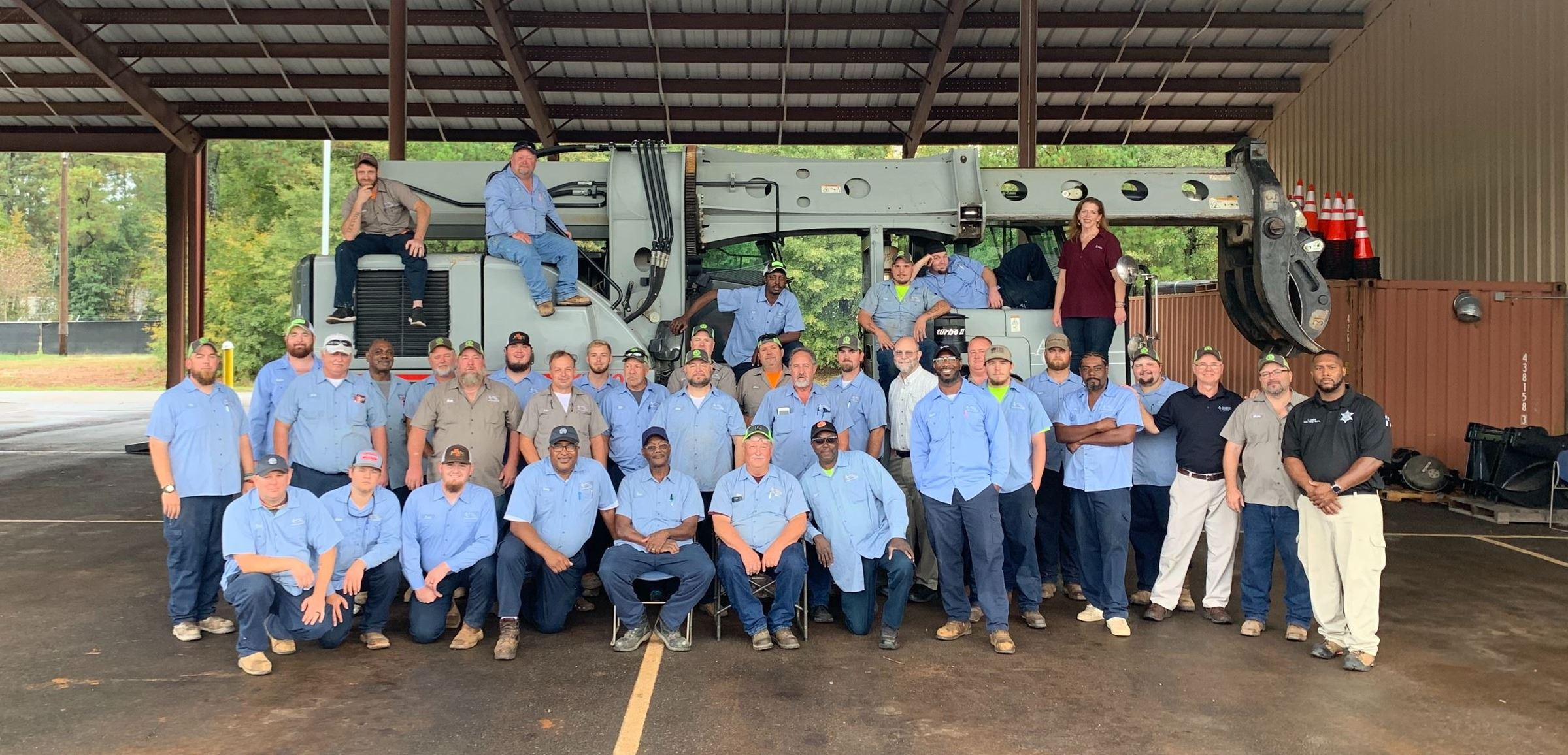 Streets & Drainage Staff Photo 2019