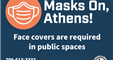 Masks On, Athens!