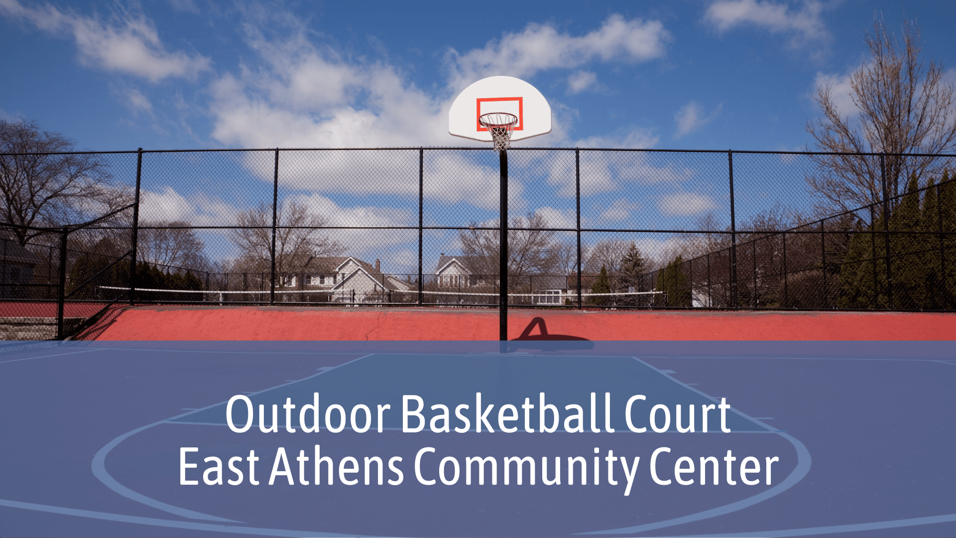 leisure services listens - outdoor basketball court - eacc - banner