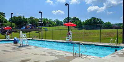 Rocksprings Park Pool