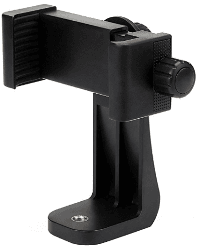 Vastar universal smartphone tripod adapter cell phone holder mount adapter
