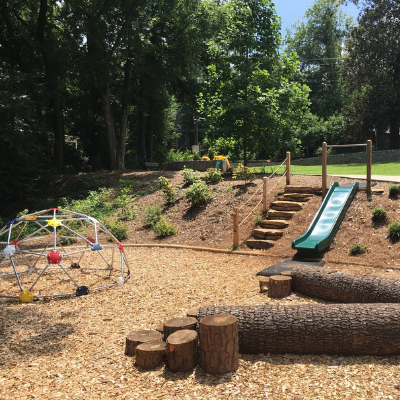 Boulevard Woods Playgroung