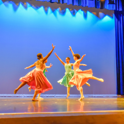 East Athens Educational Dance Center Performance