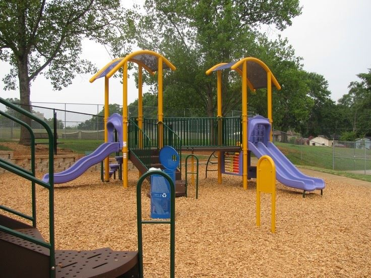 Photo of the Playground at East Athens Community Center.