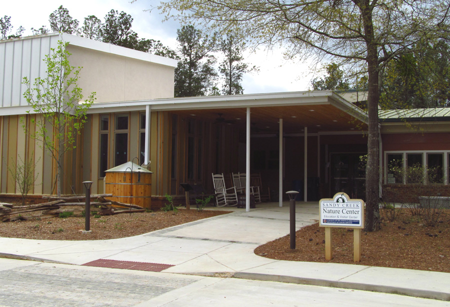 Education and Visitor Center- spring.JPG