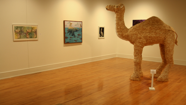 35th Juried Exhibition Camel.jpg